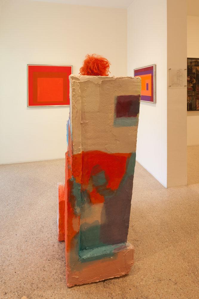 """Rachel Harrison """"Zombie Rothko"""" 2011"""