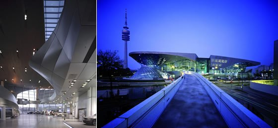 Committente: BMW AG | Opera: BMW Welt