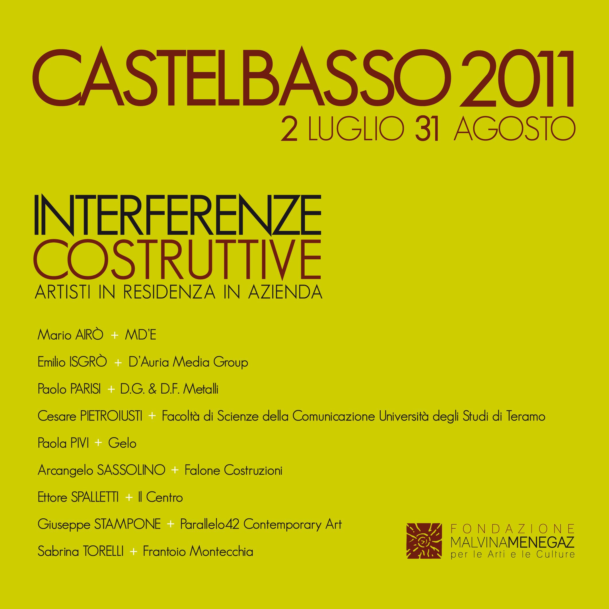 Interferenze costruttive