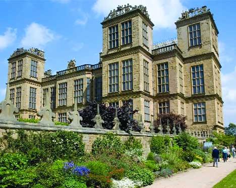 Il sito del Victoria and Albert Museum potrebbe avere un link a Hardwick Hall