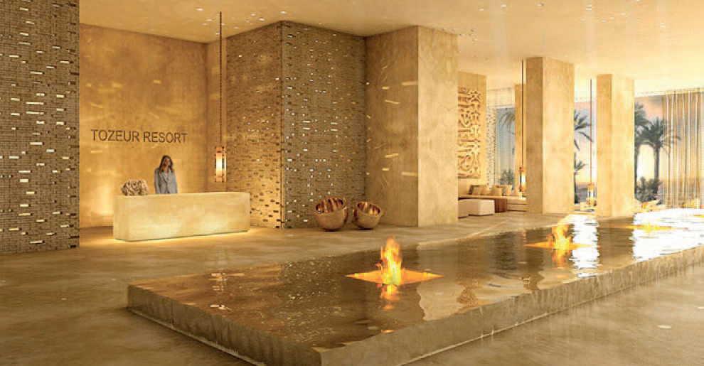 L'hotel ecologico (che minaccia le dune). Il progetto di Matali Crasset per un hotel di lusso da realizzare in Tunisia con finanziamenti del Qatar
