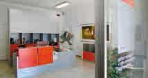 Interno della Galleria Spazzapan