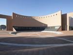 L'edificio del MAGA Museo d'Arte di Gallarate