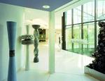 Sala del Mic dedicate alla ceramica artistica contemporanea