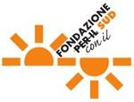 Il vecchio logo della Fondazione per il Sud