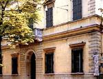 Veduta di Palazzo Magnani