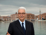 Il presidente della Biennale di Venezia Paolo Baratta. Foto Giorgio Zucchiatti courtesy La Biennale di Venezia