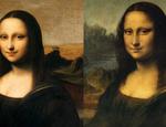 La «Isleworth Mona Lisa» (a sinistra