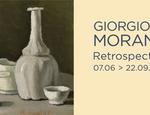 Manifesto Retrospettiva (Giorgio Morandi