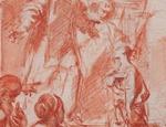 Il disegno di Antonio Consetti acquisito dalla Fondazione Collegio San Carlo di Modena e considerato preparatorio del dipinto «Presentazione al Tempio» conservato nella cappella del Collegio San Carlo